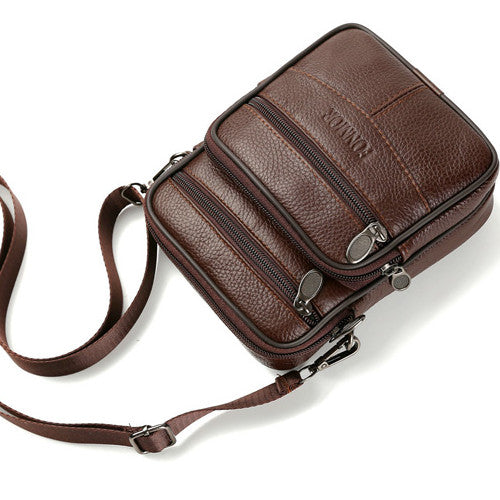 Multi-Function Men's Shoulder Bag