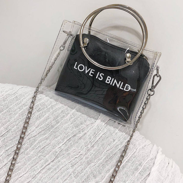 Love Two Piece Bag