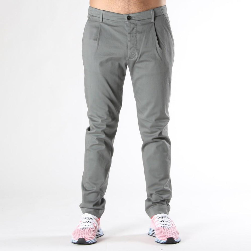 Trousers for men NINE IN THE MORNING FORCE GREY