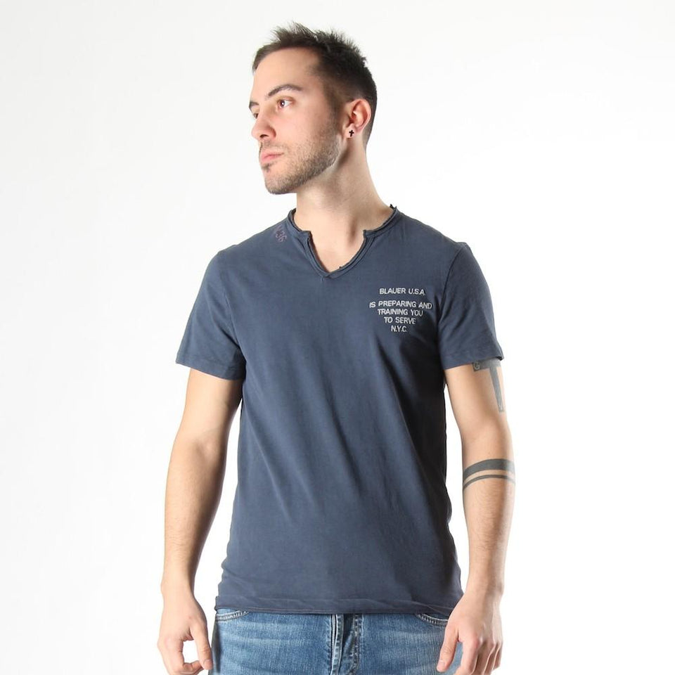 T-shirt for men BLAUER BLUH02142 880