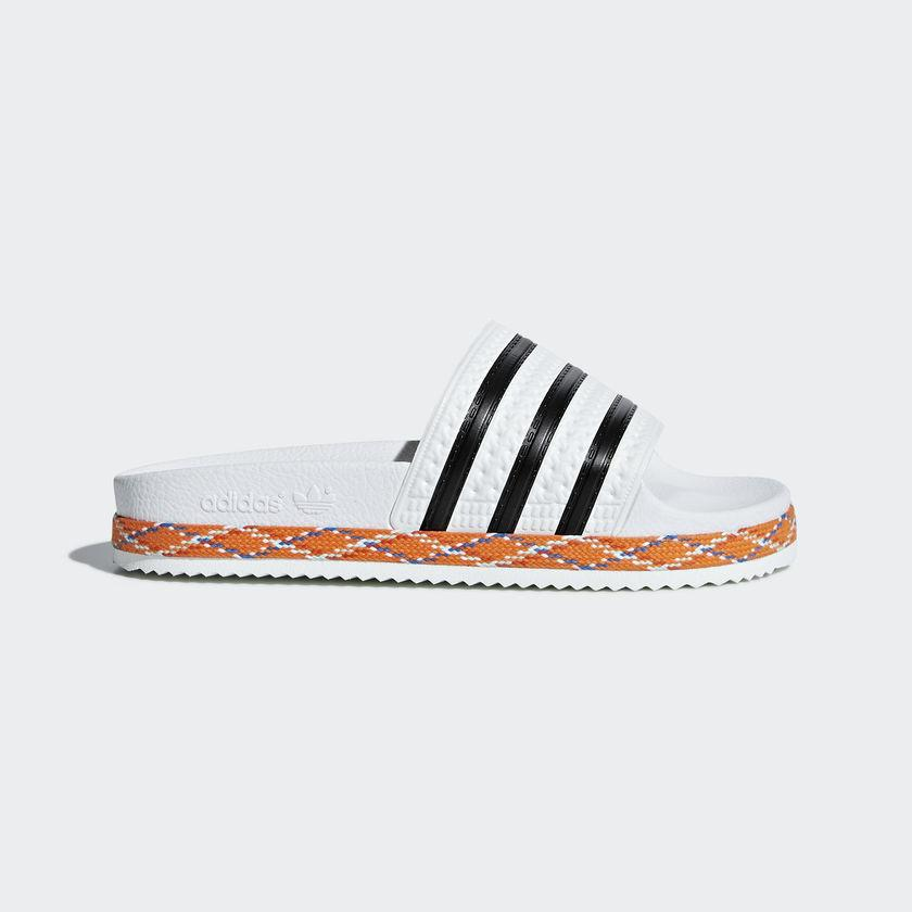 Women Sandals ADIDAS ORIGINALS ADILETTE NEW BOLD W B28117