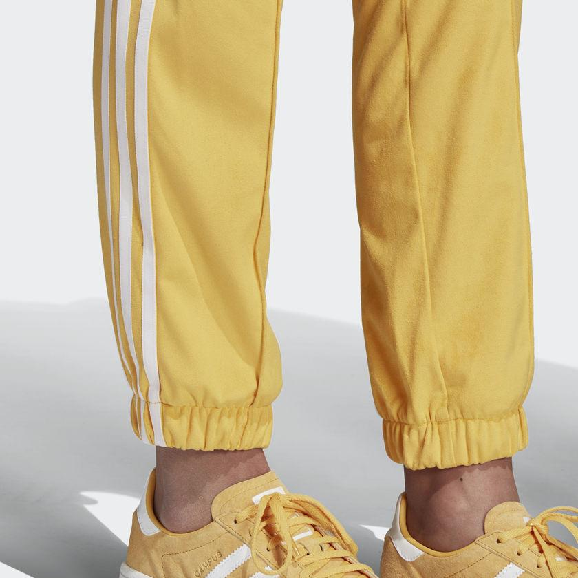 Pants for women ADIDAS ORIGINALS REGULAR TP CUF DH3117