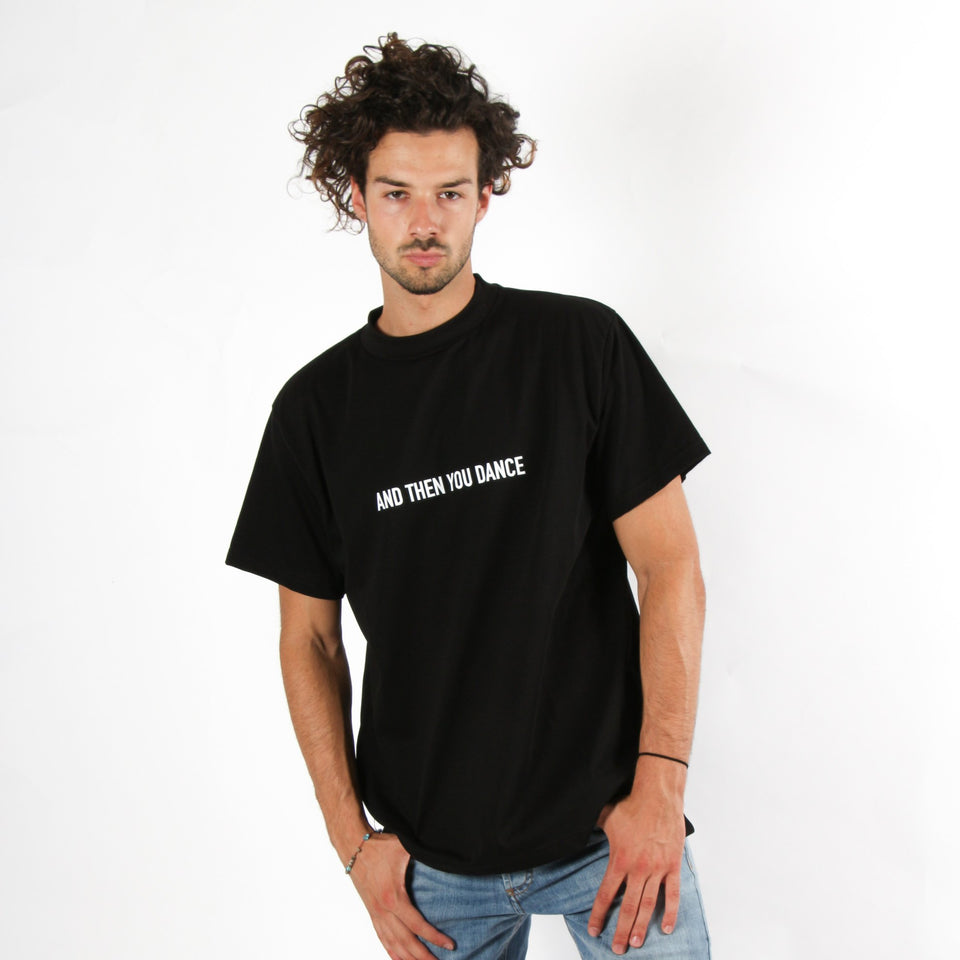 T-shirt unisex PRAY FOR US YOU TEE BLK
