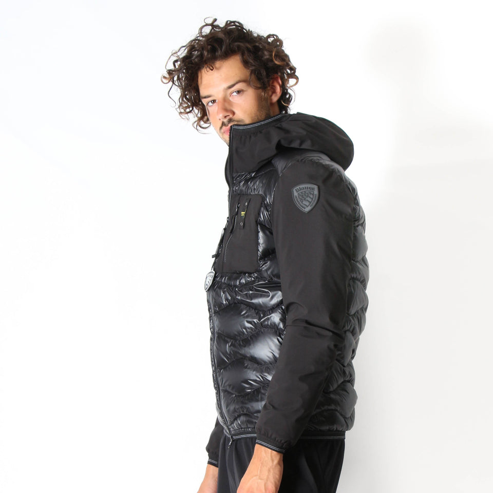 Down jacket for men BLAUER BLUC03068 999