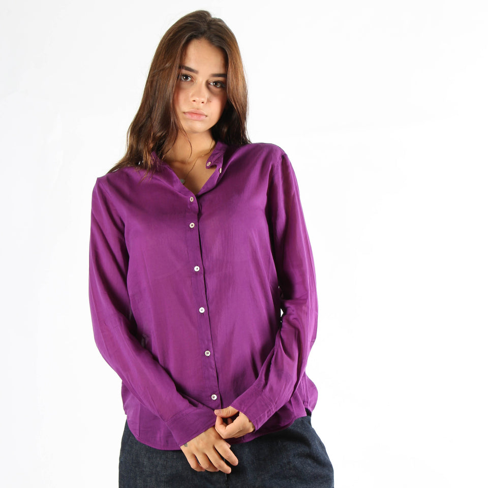 Sweater for women FORTE FORTE 5888 CICLAMINO