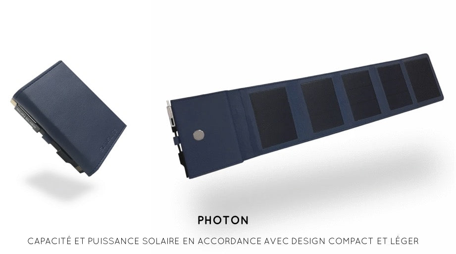 PHOTON DESIGN OPTIMAL SOLAR CHARGER