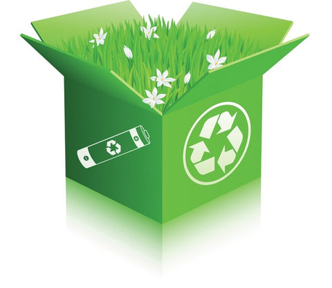 eco-friendly battery recycling