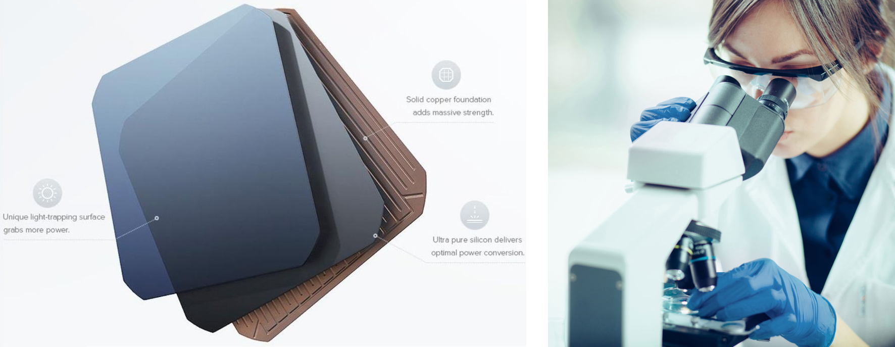 SUNSLICE SOLAR CHARGER WITH SUNPOWER CELL TECHNOLOGY