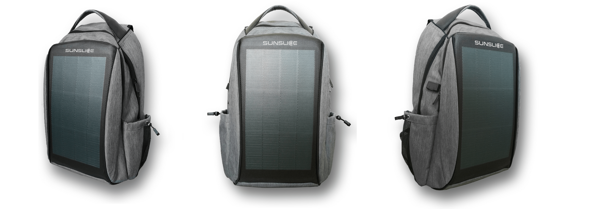 Zenith solar backpack