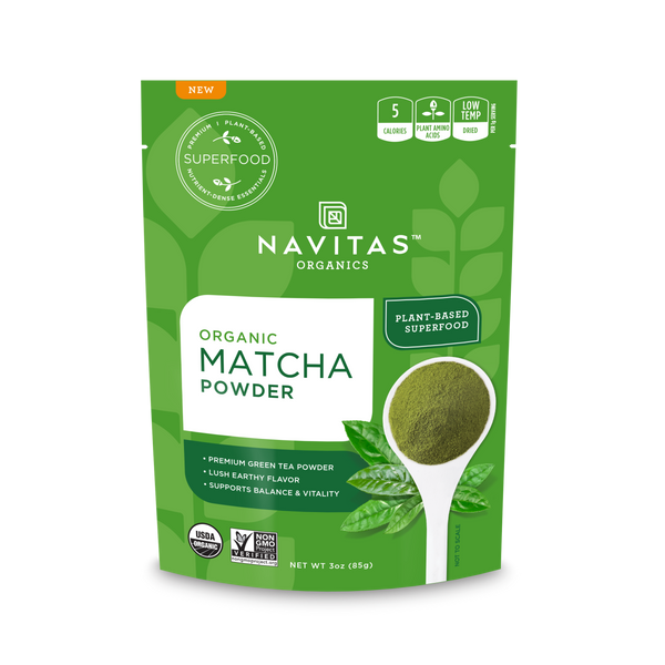 Organic Matcha Powder, 3oz