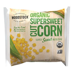 Organic Frozen Supersweet Corn, 10oz