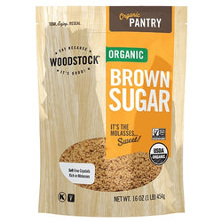 Organic Brown Sugar, 16oz