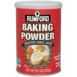 Organic Baking Powder, 8.1oz