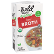 Organic Flavored Beef Broth, 32oz