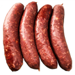 Smoked Beef Sausage with Cheese