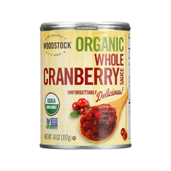 Organic Whole Cranberry Sauce, 14oz