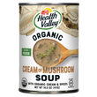 Organic Cream of Mushroom Soup, 14.5oz