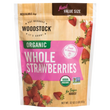 Whole Frozen Strawberries, 32oz