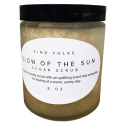 Glow of the Sun Sugar Scrub