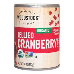 Organic Jellied Cranberry Sauce, 14oz