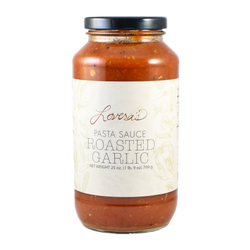 Roasted Garlic Pasta Sauce, 25oz