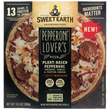 Plant Based Pepperoni Lover's Frozen Pizza