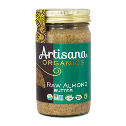 Raw Almond Butter, 14oz