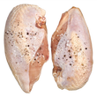 Split Chicken Breast, .89-1.16lb