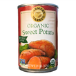 Organic Sweet Potato Puree, 15oz