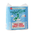 Tree-Free Toilet Tissue, 4-pack (3 Ply)