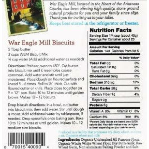 Biscuit Mix, 2lb