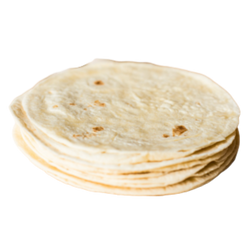 Organic White Tortillas, 10