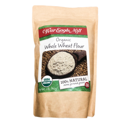 Organic Whole Wheat Flour, 2lb
