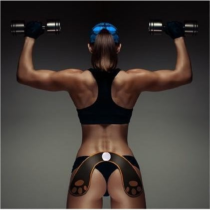 EMS Woman Scult Musculation Fesse