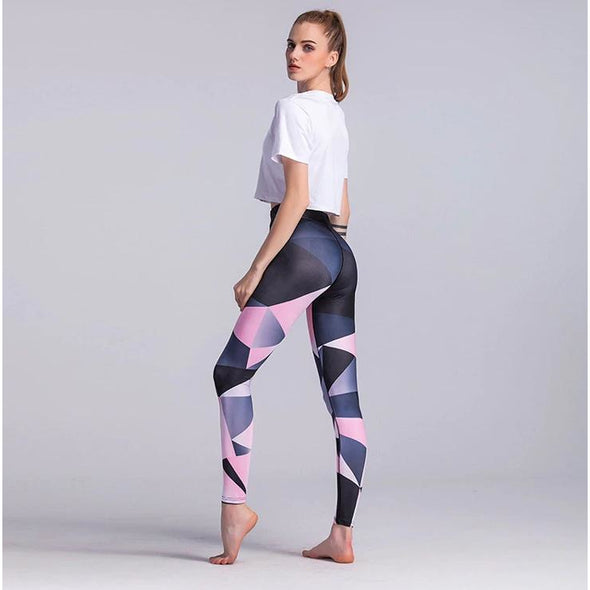 Legging Motif Triangle