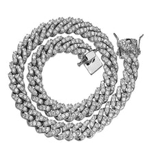 Load image into Gallery viewer, Official Cuban Link Necklace 2.0 Silver