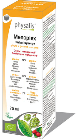 Menoplex Herbal Synergies Bio 75 mL