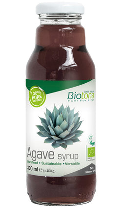 Agave Syrup Dark (Xarope Agave) 300 mL OUT/21