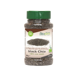 Black Chia (Sementes) 350g – Dispensador