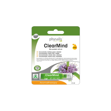 Clearmind Roll-On BIO
