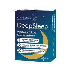 DeepSleep – Melatonina 1,9mg