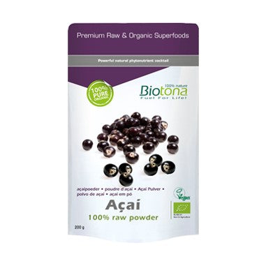 Açaí Raw Powder 200g
