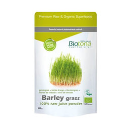 Barley grass (Cevada) Raw Powder 200g