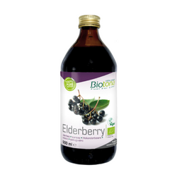 Elderberry (Sabugueiro) Sumo Concentrado 500 mL