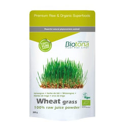 Wheat Grass (Erva Trigo) (Pó) BIO 200g