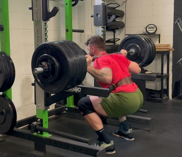 SQUATTING IS BAD FOR YOUR KNEES RIGHT?