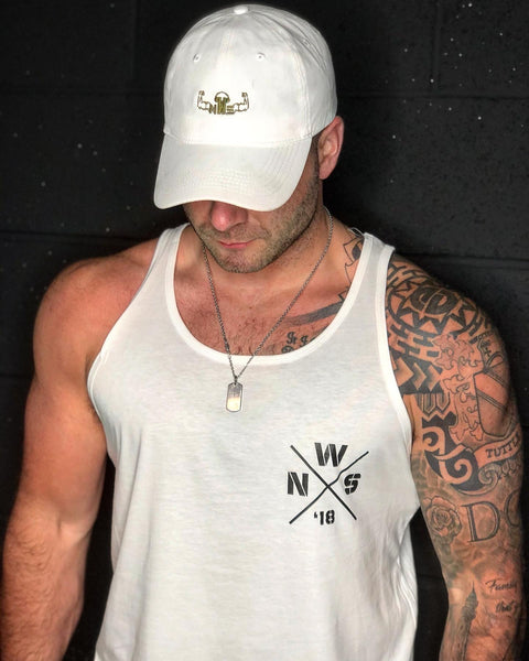 NEW ARRIVAL - Men's Circle Logo Tank
