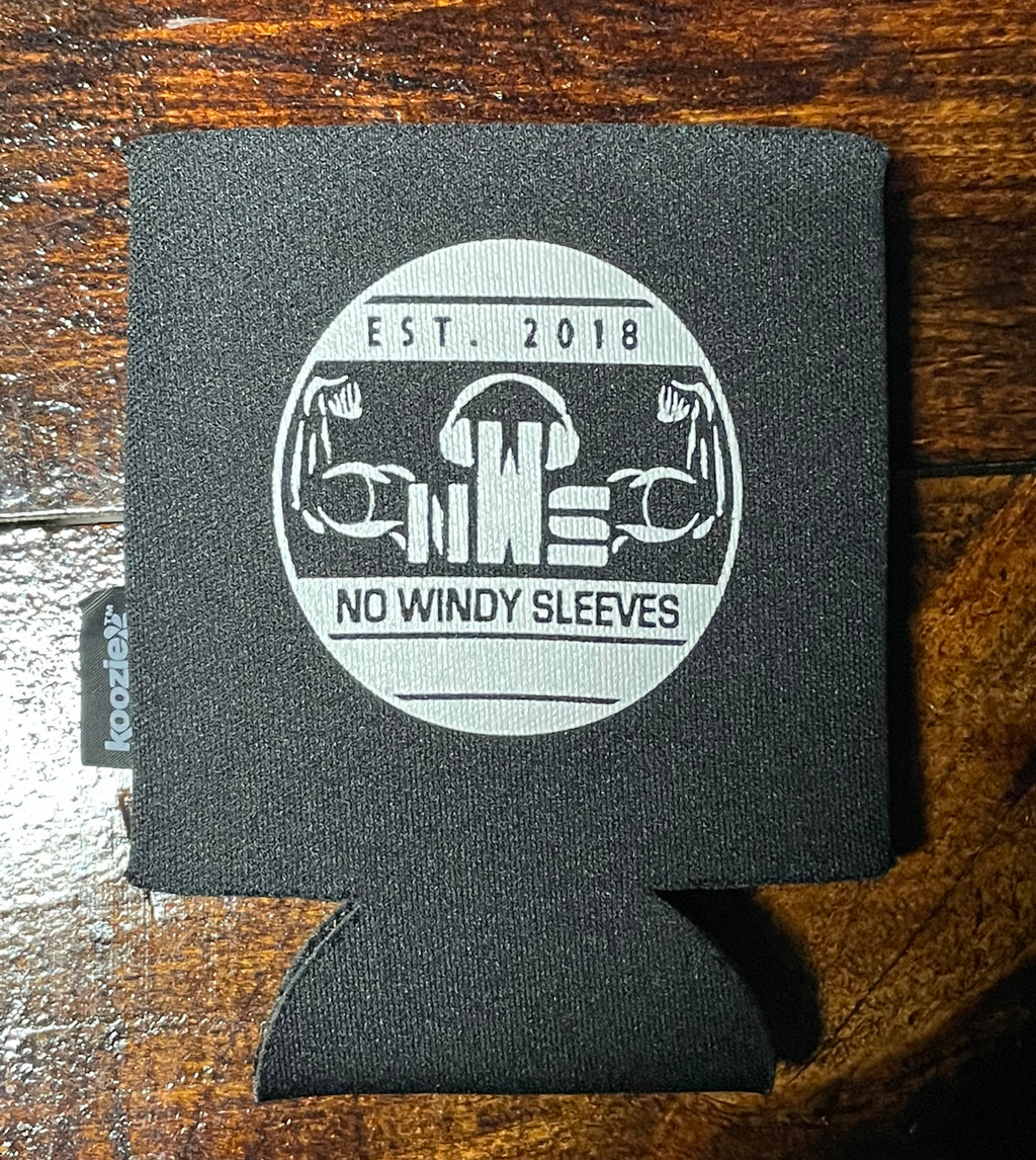 NWS - Fill Your Sleeves Koozie
