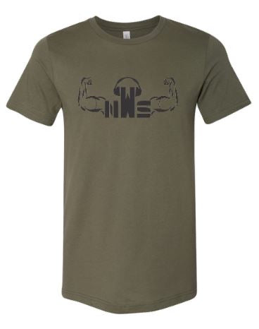 Military Green NWS T-Shirt