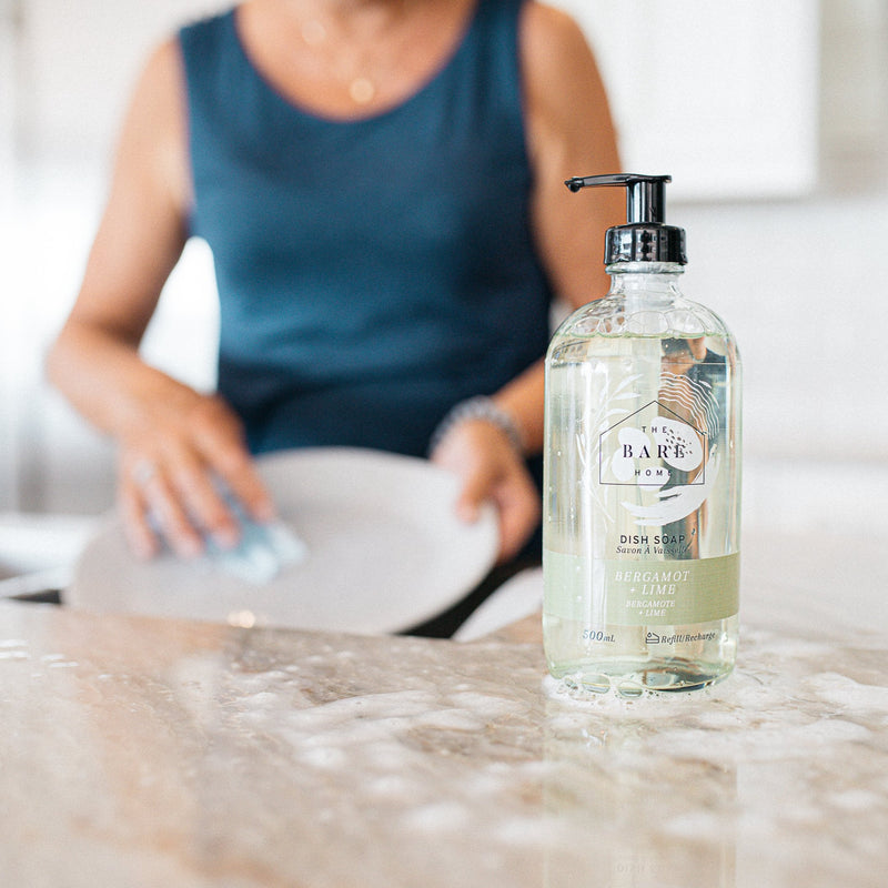 BERGAMOT+LIME DISH SOAP 500ml